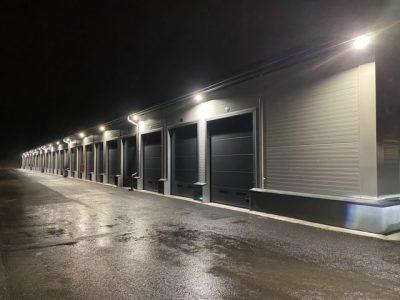 Autotalleja vuokrataan Järvenpäässä