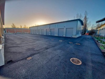 Varasto/tuotantotiloja Peltomäenkatu 14B Kerava